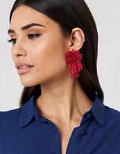 Trendyol Coral Pearl Earrings