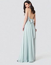 Trendyol Tie Back Maxi Dress