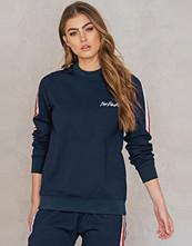 New Black Road Crew Sweater