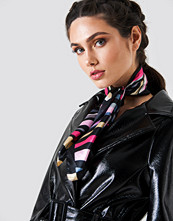 Trendyol Multistriped Shiny Scarf - Sjalar