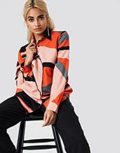 Trendyol Block Pattern Shirt