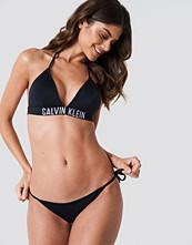Calvin Klein Cheeky String Side Tie Bikini Panties svart