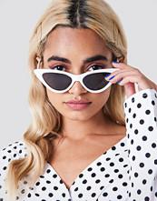NA-KD Trend Pointy Cat Eye Sunglasses - Solglasögon