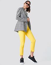 Trendyol Asymmetric Hem Trousers - Byxor