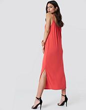Saint Tropez Strap Jersey Dress - Midiklänningar