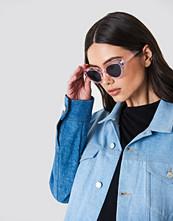 NA-KD Accessories Cat Eye Sunglasses rosa