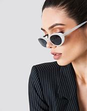 NA-KD Accessories Retro Oval Sunglasses