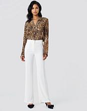 Trendyol Wide Suit Pants - Byxor