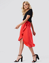 Saint Tropez Ruffle Wrap Skirt