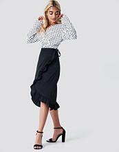 Saint Tropez Ruffle Wrap Skirt