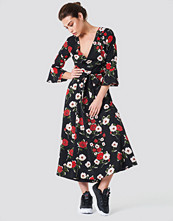 Rut&Circle Jane Flower Dress - Maxiklänningar