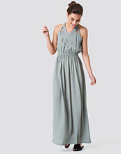 Rut&Circle Hip Long Dress - Maxiklänningar