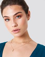 Tranloev Cowrie Shell Necklace - Smycken