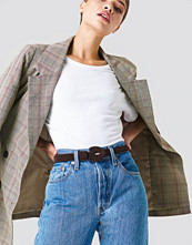 Trendyol Suede Buckle Belt - Bälten och skärp