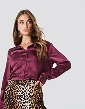Rut&Circle Rebecka satin shirt