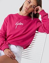 Galore x NA-KD Galore Sweatshirt rosa