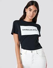 Calvin Klein Institutional Box Logo Regular Fit Tee
