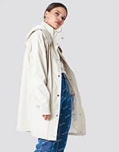 Rut&Circle Rain Jacket beige