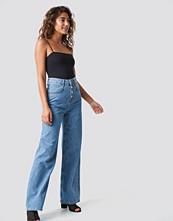 Mango Romantic Wide Jeans