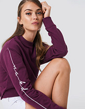 NA-KD Urban Branded Sweatshirt