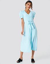 Trendyol Button Detailed Midi Dress - Midiklänningar