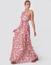 Trendyol Neck Collar Maxi Dress - Maxiklänningar