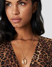 NA-KD Accessories Glass Stone Necklace - Smycken