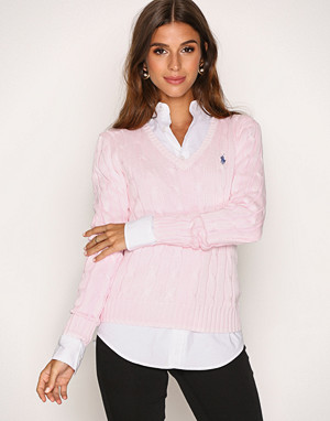 598ea9c3 ... amazon polo ralph lauren genser capri kimberly long sleeve sweater  9942a 6931f