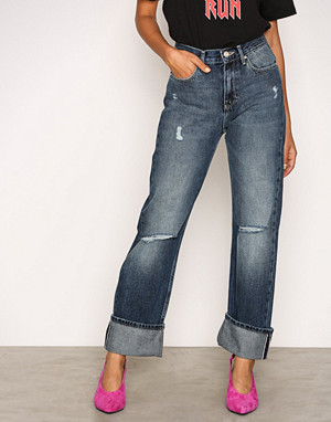 Wrangler jeans, Denim Retro Straight Papa Craz