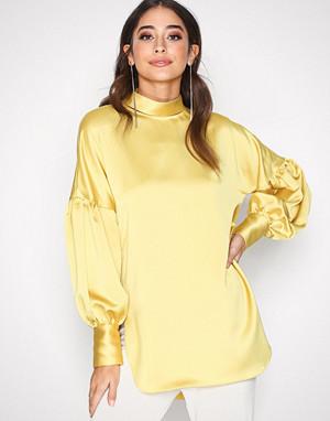 By Malene Birger skjorte, Cream Gold Allice Shirt