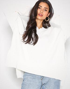 Hope genser, White Moon Sweater