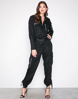 f77fd0d43058 Polo Ralph Lauren Patched Jumpsuit - Fashionstreet.no
