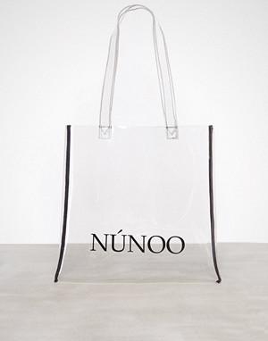 NuNoo håndveske, Small Tote Transparent