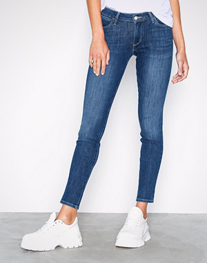 Wrangler jeans, Denim Super Skinny Summer Sky