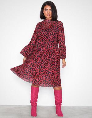 Moss Copenhagen kjole, Kit Dress AOP