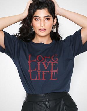 Gestuz T-skjorte, Live Tee