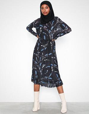 Moss Copenhagen kjole, Fleur Dress AOP