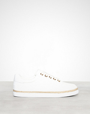 River Island sneakers, Clean Lace Up Detail Sneaker