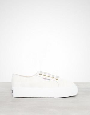 Superga sneakers, 2790 Suew Cream