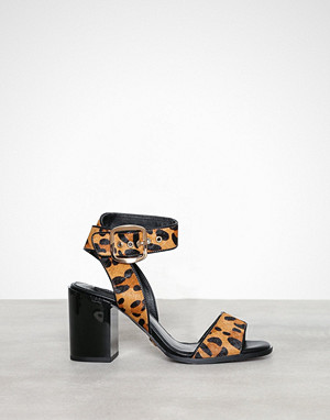 River Island pumps, Two Part Block Heel Ankle Strap