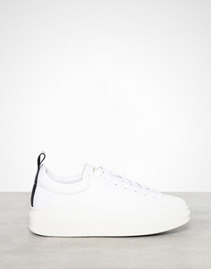 Jim Rickey sneakers, Club Tech-Tumbled Leather