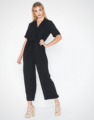 Pieces jumpsuit, Pcniru Ss Cropped Jumpsuit D2D