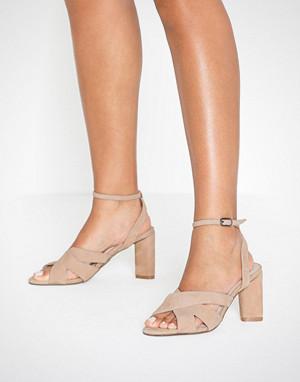 Bianco pumps, BIACARLIE Suede Sandal