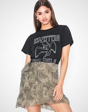 Neo Noir skjørt, Chrissy Printed Skirt