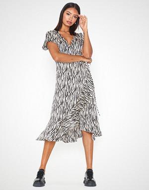Neo Noir kjole, Magga Zebra Dress