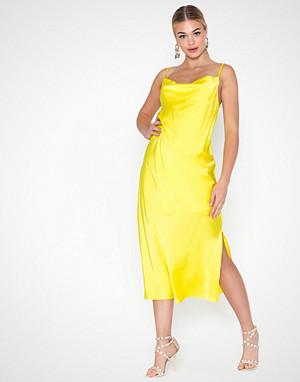 Pieces kjole, Pcmarikka Midi Slip Dress D2D