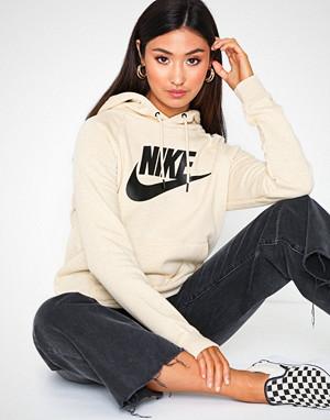 Nike collegegenser, W Nsw Rally Hoodie Hbr