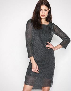 Object Collectors Item kjole, Objshimmer 3/4 Abk Dress Apb