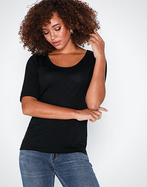 Filippa K T-skjorte, Tencel Scoop-neck Tee