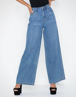 Noisy May jeans, Nmlulu Hw Reg Wide Jeans JT039MB